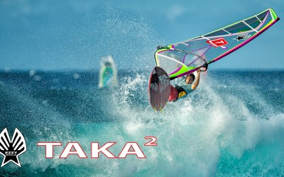 TAKA2 Vela tres sables by Ezzy Sails