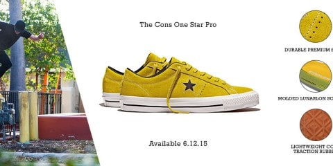 Converse one star pro tease